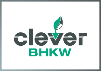 clever BHKW, Branding, Logo